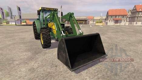 Buhrer 6135A FL für Farming Simulator 2013