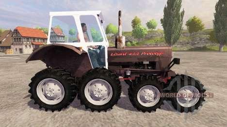 Lizard 4221 [prototype] pour Farming Simulator 2013