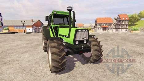 Deutz-Fahr DX 140 v2.0 für Farming Simulator 2013