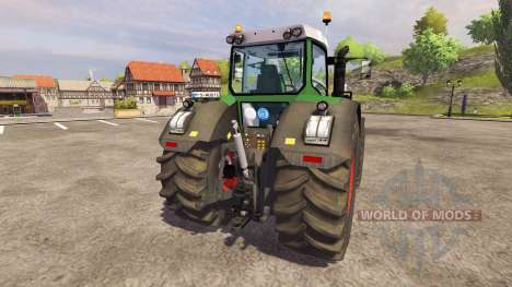 Fendt 933 Vario [pack] für Farming Simulator 2013