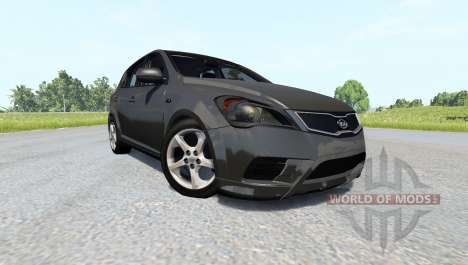 Kia Ceed 2011 pour BeamNG Drive