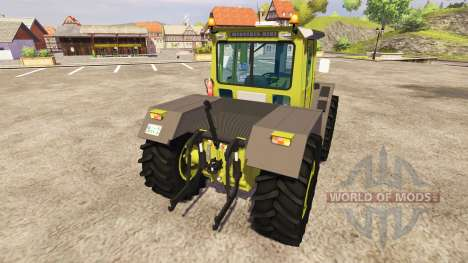 Mercedes-Benz Trac 1800 Intercooler v2.0 pour Farming Simulator 2013