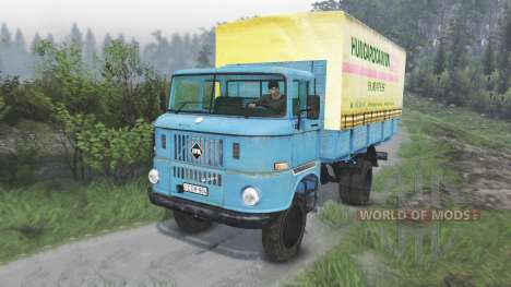 IFA W50 L [16.12.15] pour Spin Tires