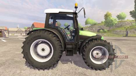 Deutz-Fahr Agrofarm 430 TTV für Farming Simulator 2013