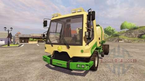 Krone Big Pack 1290 [bosimobil] pour Farming Simulator 2013