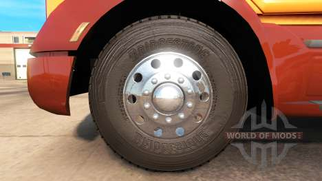 Real Reifen für American Truck Simulator
