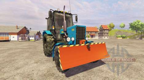 MTZ-82.1 Biélorusse v1.0 pour Farming Simulator 2013