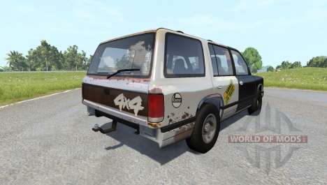 Gavril Roamer Old pour BeamNG Drive