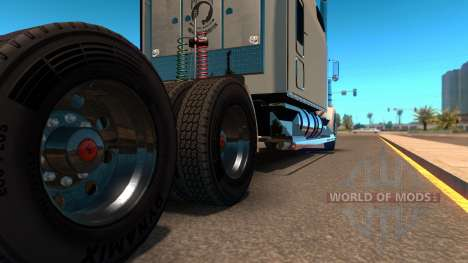 Kenworth W900B Long für American Truck Simulator