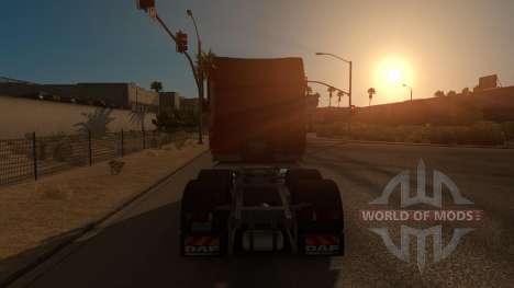 DAF XF pour American Truck Simulator