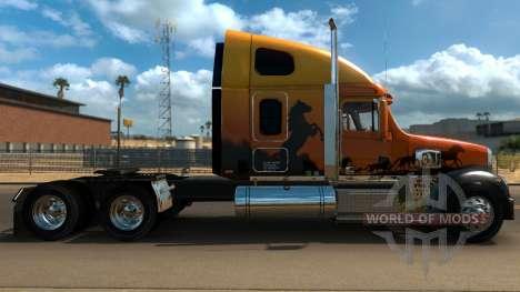 Freightliner Coronado pour American Truck Simulator