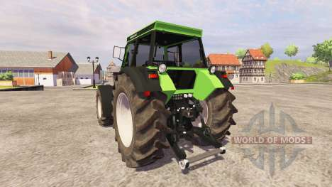 Deutz-Fahr DX 140 v2.0 pour Farming Simulator 2013