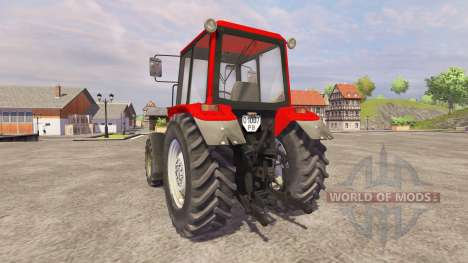 Biélorussie-1025.4 v1.1 pour Farming Simulator 2013