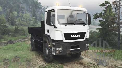 MAN TGS [08.11.15] pour Spin Tires