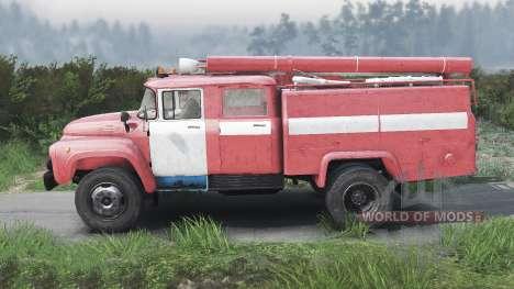 ZIL-130 AC-40 [25.12.15] für Spin Tires