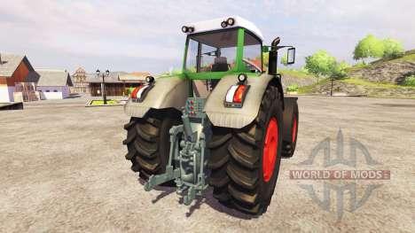 Fendt 936 Vario [pack] v5.3 für Farming Simulator 2013