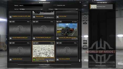 Tricher pour de l'argent pour American Truck Simulator