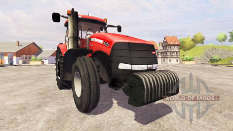 Case IH Magnum CVX 260 2WD v2.0 pour Farming Simulator 2013