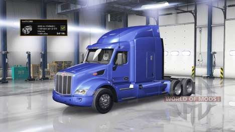 Motor 2000 PS für American Truck Simulator
