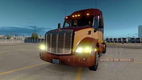 Feux jaunes pour American Truck Simulator