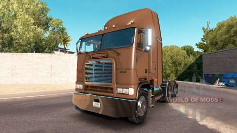 Freightliner FLB v1.1 pour American Truck Simulator