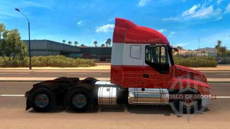 Iveco Strator v2 für American Truck Simulator