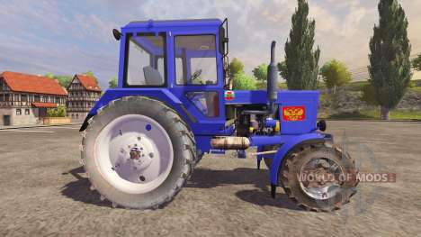 MTZ-82 v2.3 für Farming Simulator 2013