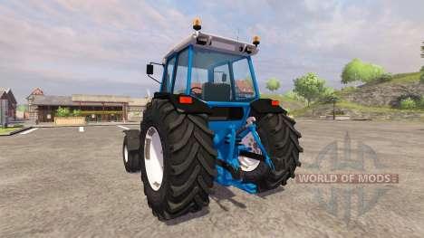 Ford 8630 2WD v4.0 pour Farming Simulator 2013