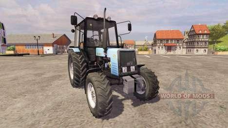 MTZ-Biélorussie 1025 pour Farming Simulator 2013