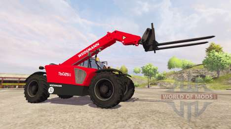 Weidemann T6025 v3.0 für Farming Simulator 2013