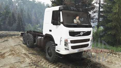 Volvo FM [25.12.15] pour Spin Tires