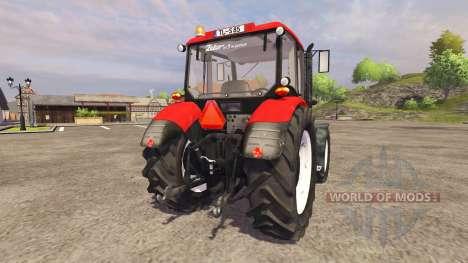 Zetor Proxima 85 FL pour Farming Simulator 2013