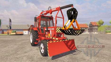 MTZ-572 für Farming Simulator 2013