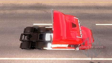Iveco Strator für American Truck Simulator