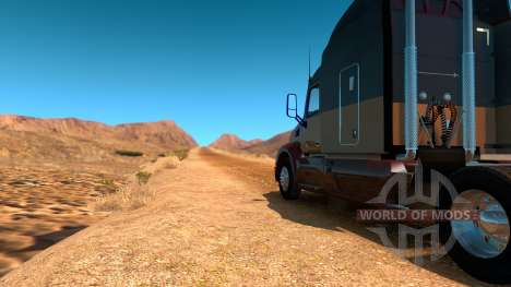 Carte off-road pour American Truck Simulator