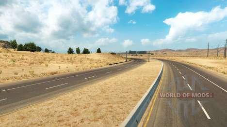Farbkorrektur für American Truck Simulator