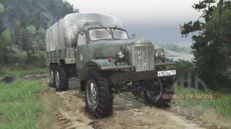ZIL-157 [08.11.15] pour Spin Tires