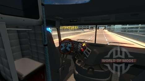 RTA Kenworth K200 pour American Truck Simulator