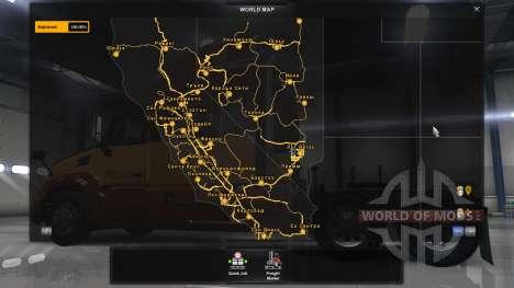 Ville bulgare de noms pour American Truck Simulator