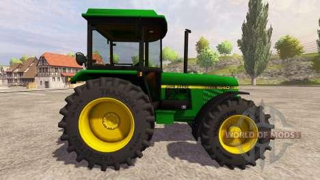 John Deere 1640 pour Farming Simulator 2013