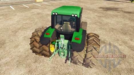 John Deere 6930 pour Farming Simulator 2013