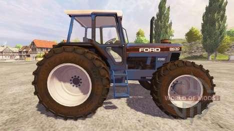 Ford 8630 Powershift [pack] pour Farming Simulator 2013