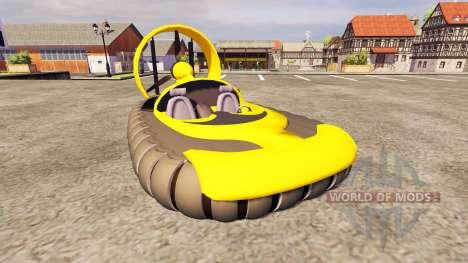 Das hovercraft für Farming Simulator 2013