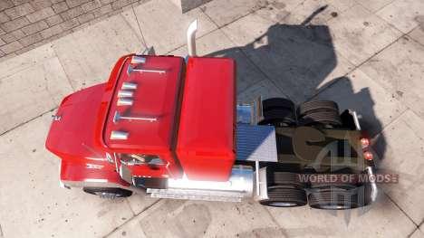 Mack Granite pour American Truck Simulator