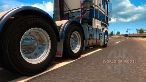 RTA Kenworth K200 für American Truck Simulator