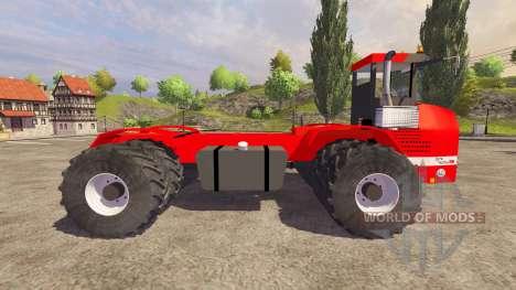 Holmer Terra Variant 500 v1.8 pour Farming Simulator 2013