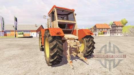 Schluter Super-Trac 2200 TVL v2.0 pour Farming Simulator 2013