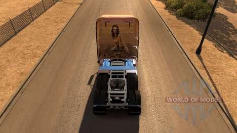Volvo VNL 780 V pour American Truck Simulator