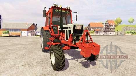 MTZ-82 [Suite] für Farming Simulator 2013