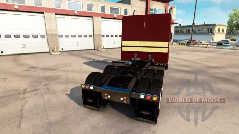 Peterbilt 389 v2.0 pour American Truck Simulator